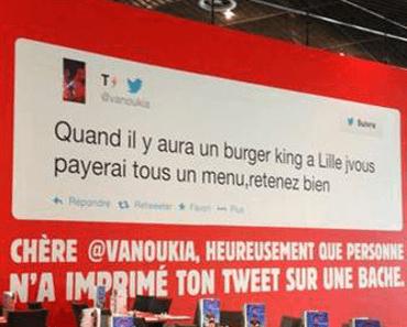 burger king roi de la communication