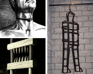 16 tortures medievales qui ont fait leurs preuves